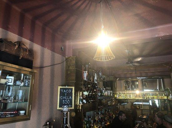 Cafe Taco Bar: Hella cozy