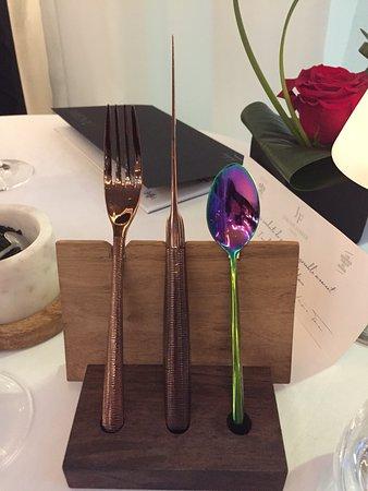 Fun meal, fun staff, inventive & delicious