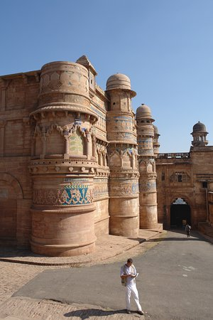 Cartoline da Gwalior, India