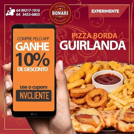 Pizza Guirlanda