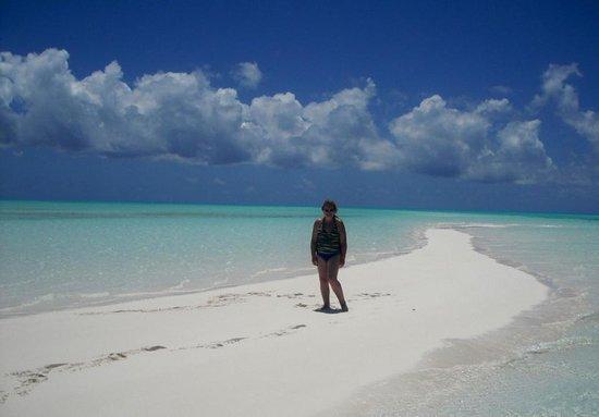 Bahamas: Sandy Cay