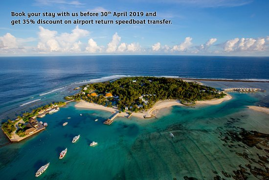 Tout Juste Acceptable   Avis De Voyageurs Sur Holiday Inn Resort Kandooma  Maldives, Kandoomaafushi Island   TripAdvisor