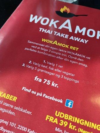 billede wokAmok  Høje-Taastrup