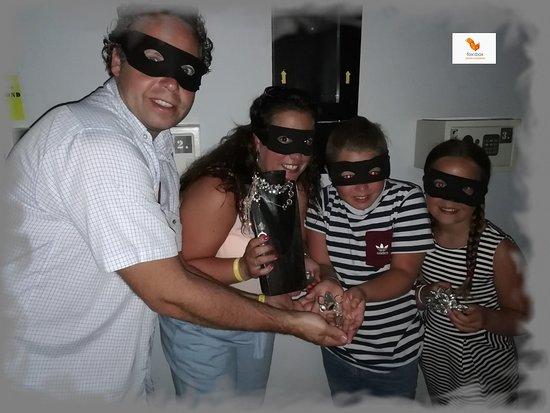 Fox in a Box Gran Canaria: escape the room In Playa Del Ingles