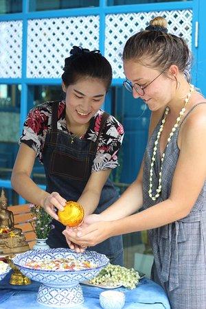 Songkran Day at Kurissara Thai Cuisine