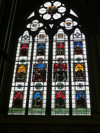 Chapter House grand window