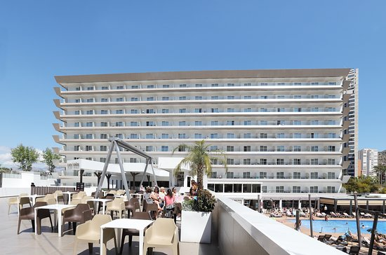Good Position In New Town Review Of Hotel Helios Benidorm