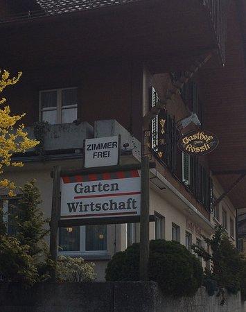 Gondiswil, Schweiz: Gemütlicher Familienbetrieb
