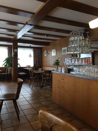 Gondiswil, Schweiz: Zum Essen, Trinken und Jassen geeignet