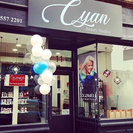 Cyan BeautyStudios