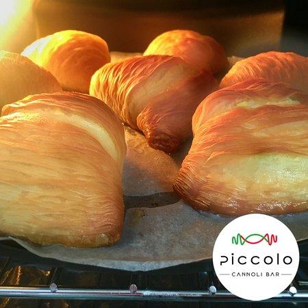 Freshly Baked Sfogliatelle