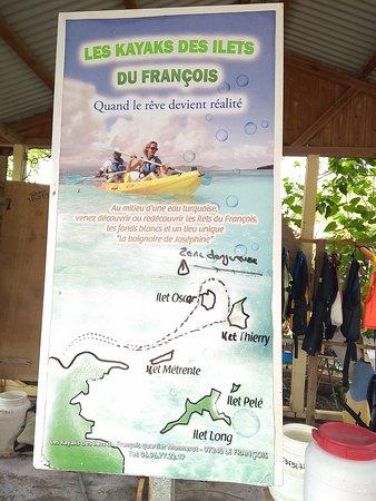 Les Kayaks Des Ilets Du François Le Francois 2019 Ce Quil Faut