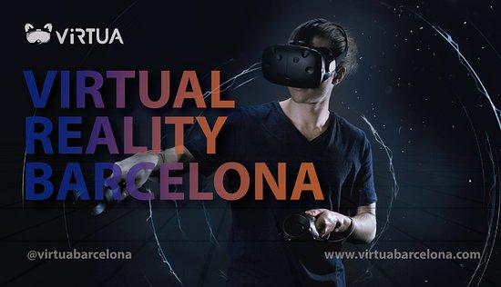 Virtua, virtual reality experience in Barcelona