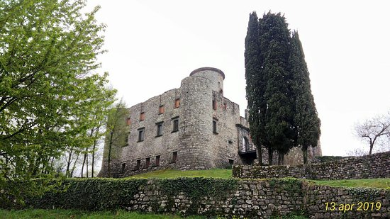 The Rocca Martinengo