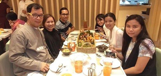 Yummy chow in Okada Manila - Kiapo!