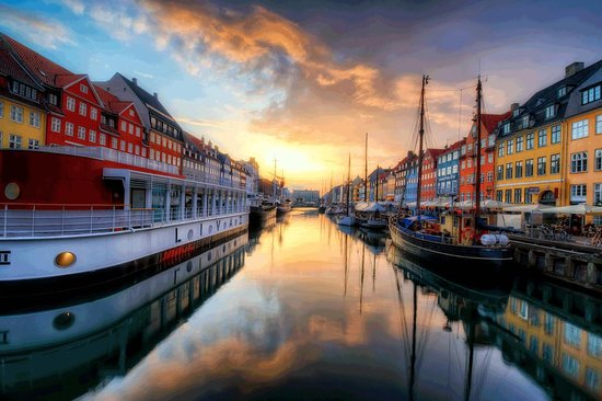 Copenhagen Walking Tours