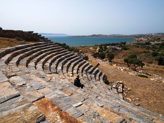 ‪Ancient Theater of Thorikos‬