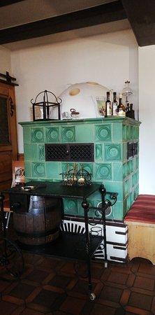 Gasthaus zum Ochsen: Der alte Ofen