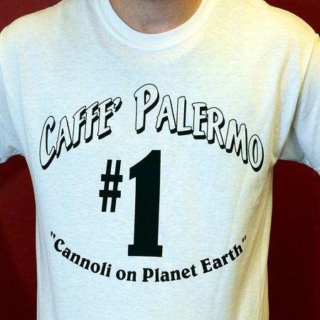 Caffe Palermo: Snag one of our snazzy t-shirts