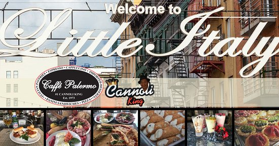 Caffe Palermo located in Little Italy