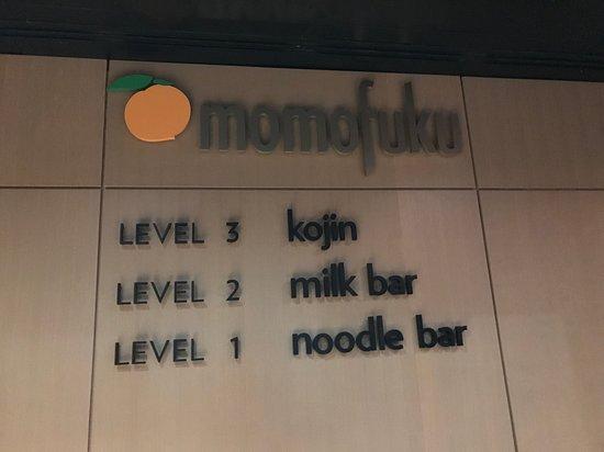 Momofuku - Kojin照片