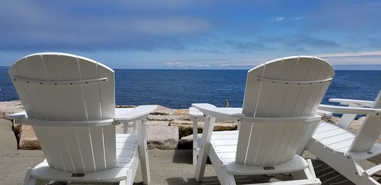 You can relax in Rhode Island...
