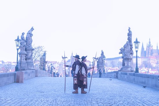 Nightwatchman of Prague