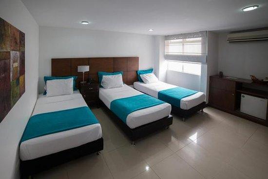 Hotel Suite Comfort, hôtels à Medellin