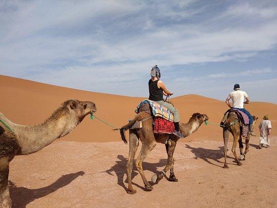 Caravane Cimes et Dunes