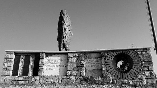Lumezzane, อิตาลี: Alpino. Monumento ai caduti della guerra