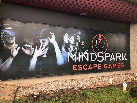 MindSpark Escape Games
