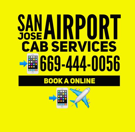 San Jose Airport Taxi (Airport cab & Shuttle Services)