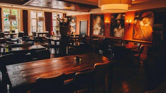 Grand Café Rembrandt Photo