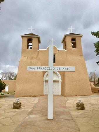Ranchos De Taos, NM: St Francisco de Asis