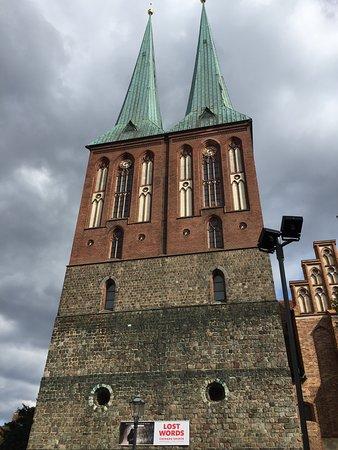 St. Nicholas Church: Berlìn, Alemania 2017.