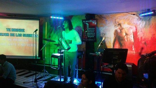 Haus Karaoke, el bar de Leguis
