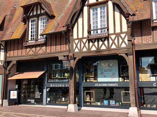 Deauville, Francja: Les Accords Parfaits