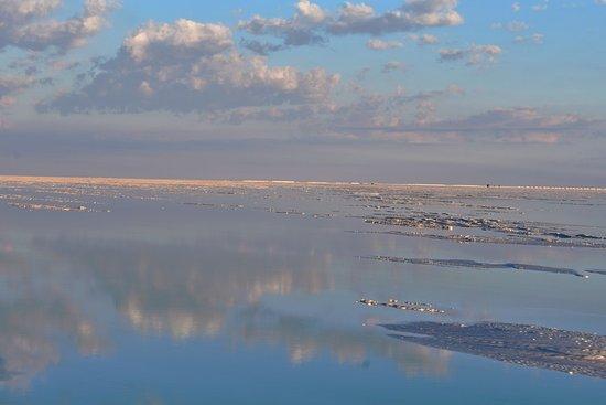 Salar de Uyuni: efecto espejo