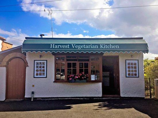 Image Harvest Vegetarian Kitchen in North Wales