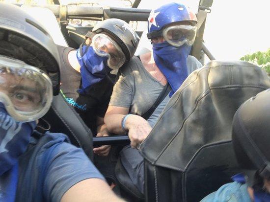 Excursión de un día desde Puerto Vallarta: Aventura en UTV en Punta Mita y Sayulita: Banditos :)