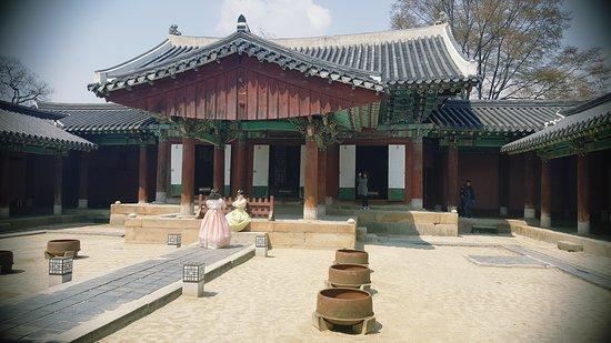 Jeonju Hanok Village: Hanok Village