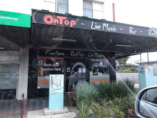Up in Smoke at OnTop Bar