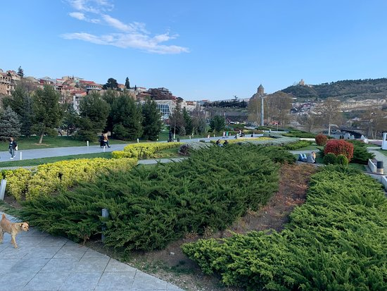 Walk to the old city
