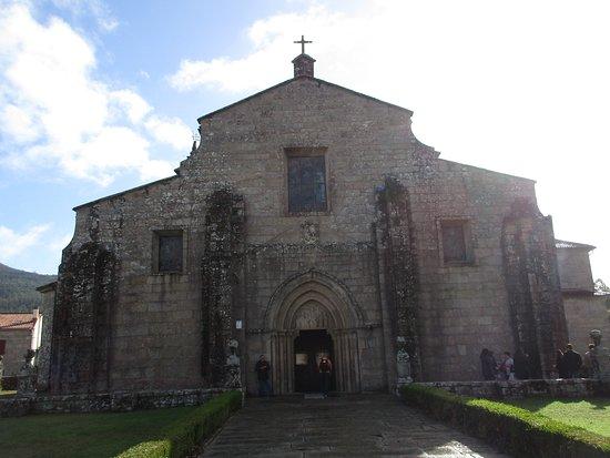 Igrexa Santa Maria Iria Flavia