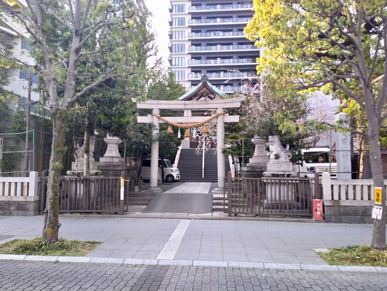 Wakeikazuchi Shrine