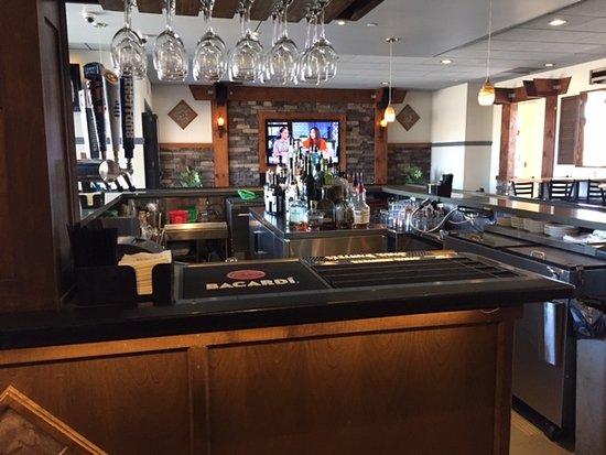 Horizons Restaurant & Lounge: Lounge at Horizons