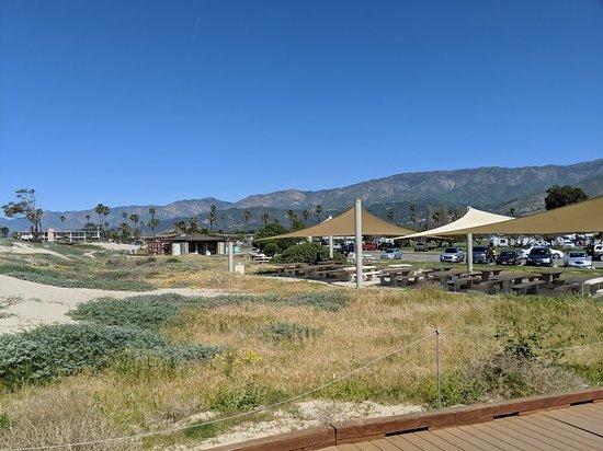 Carpinteria State Beach Campground