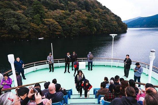 Journée au Mont Fuji et au lac Ashi...