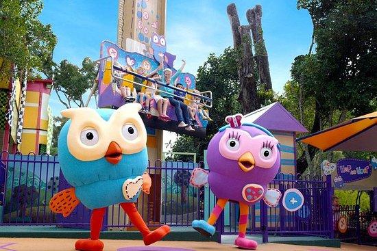 Billetter til Dreamworld Theme Park...
