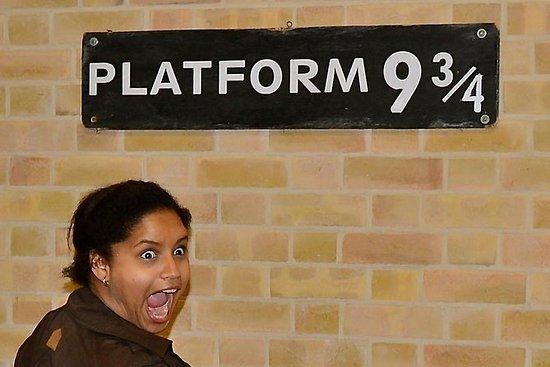 Harry Potter-wandeltocht door Londen